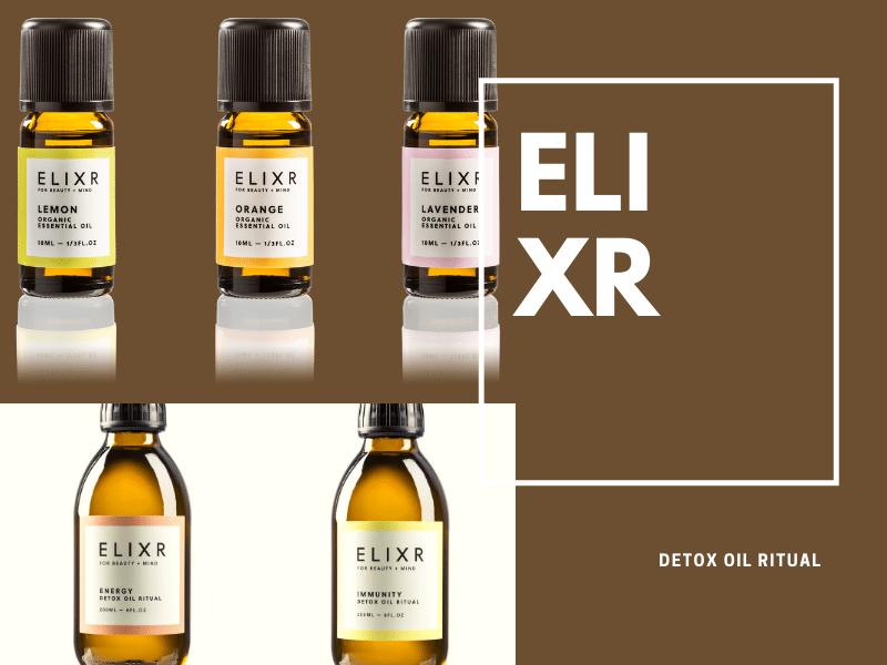 ELIXR Detox Oil Ritual – Entgiftung auf Ayurvedisch