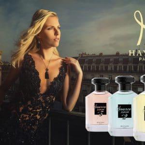 © HAYARI SOURCES JOYEUSES - ein olfaktorischer Lobgesang auf das romantische Frankreich