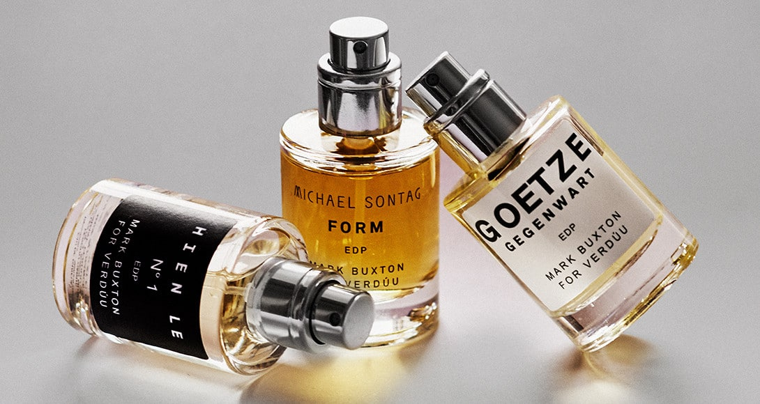 VERDÚU Perfumes – Molekulare Extravaganz assoziiert Modedesign