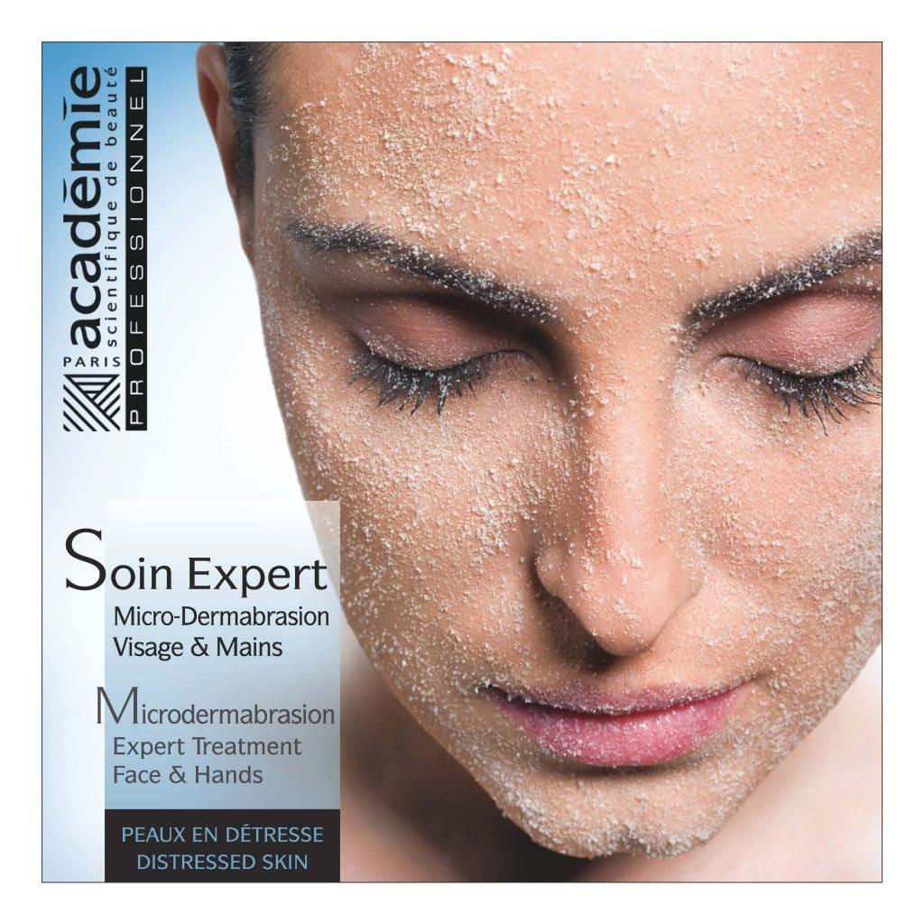 © Académie Soin Expert Micro-Dermabrasion