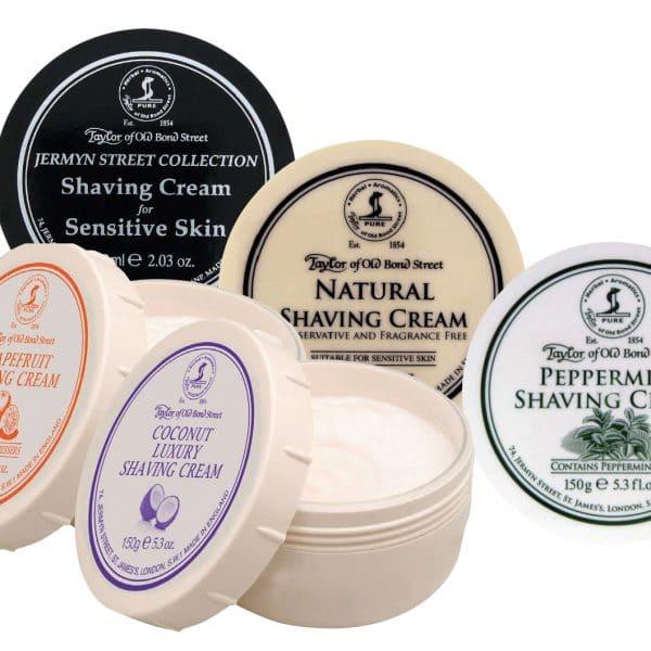 © Taylor of Old Bond Street Shaving Cream Kollektion