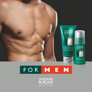 © Annemarie Börlind FOR MEN - NATURAL BEAUTY mit System