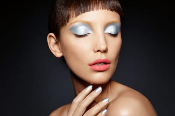 © just cosmetics - monochrome Aqua-Summer-Trends