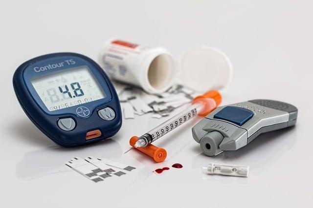 Diabetes: Stoffwechselkrankheit mit Folgeschäden
