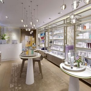 © ELEMIS Flagship-Spa House of ELEMIS, London