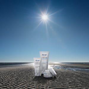 © La mer Cosmetics - reine Meeresschlick-Kosmetik aus dem Wattenmeer