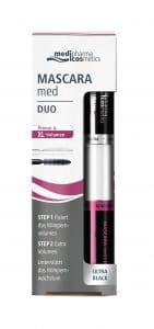 © medipharma cosmetics MASCARA med Duo-Box