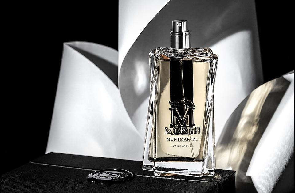 MORPH Parfums – Duft-Flirts in rotierender Metamorphose