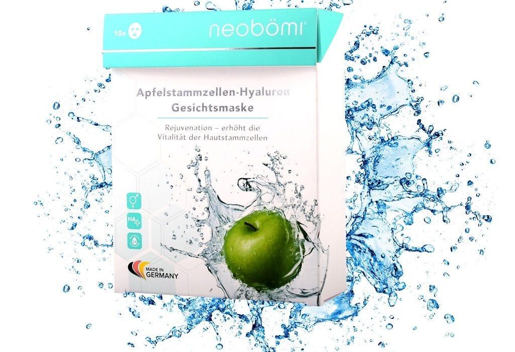 neobömi cosmetic – Vegane Gesichtspflege-Vitalizer mit Tri-Hyaluron