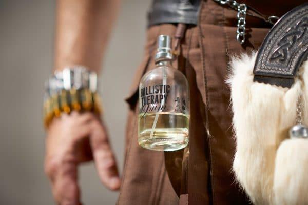 © Ballistic Therapy Fragrances 9 mm - zielballistische Duftkraft für Alpha-Männer