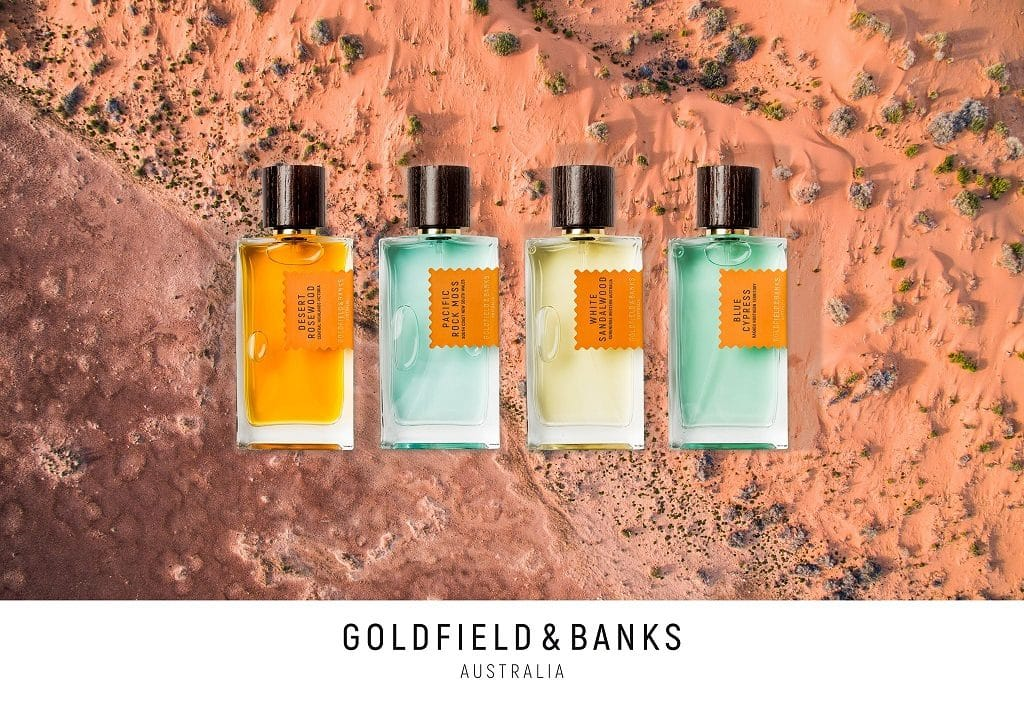 © GOLDFIELD & BANKS Australia - duftende Landschafts-Snapshots aus Down Under