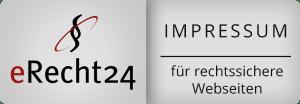 eRecht24 Impressum-Siegel