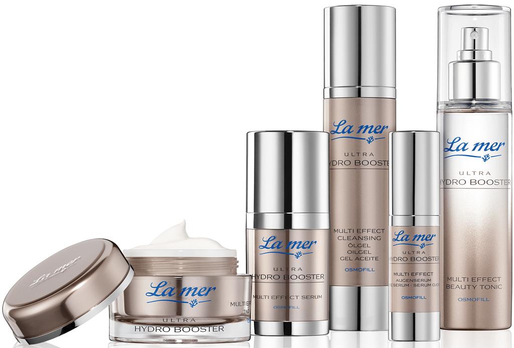 © La mer Cosmetics Ultra Hydro Booster - aufpolsternde Feuchtigkeitsspender mit Osmofill-Komplex