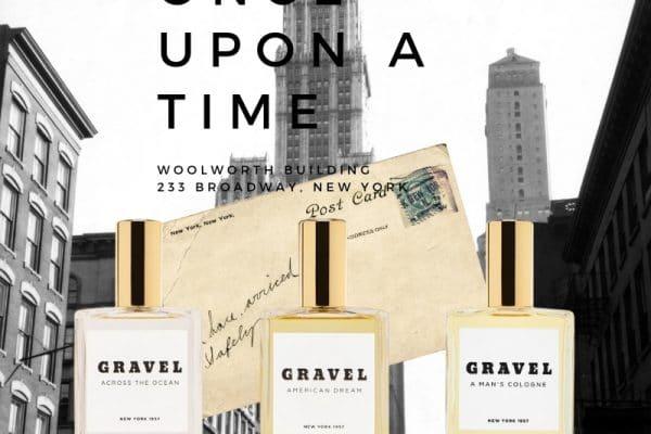 © GRAVEL Fragrances - furiose Neuinterpretationen einer New Yorker Herrenduftlegende