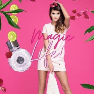 © MAGIC LIFE Parfums Yves de Sistelle - femininer Lifestyle-Begleiter mit floraler Chypre-Note