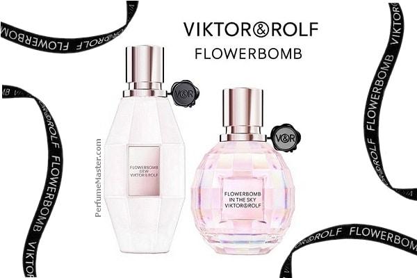 © Viktor & Rolf Perfumes FLOWERBOMB In the Sky