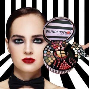 © WUNDERSCHÖN by Ulrike Schütze - anspruchsvolles Profi-Equipment im Pop Art-Look für alle Farbtypen