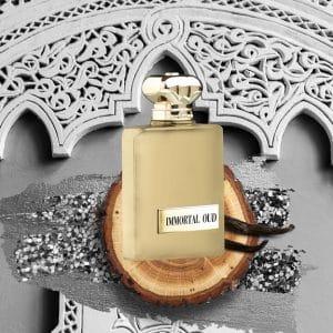 © Amado Perfume IMMORTAL OUD - rauchige Orient-Kreation mit Kaffee, Zimt, Oud und Tabak