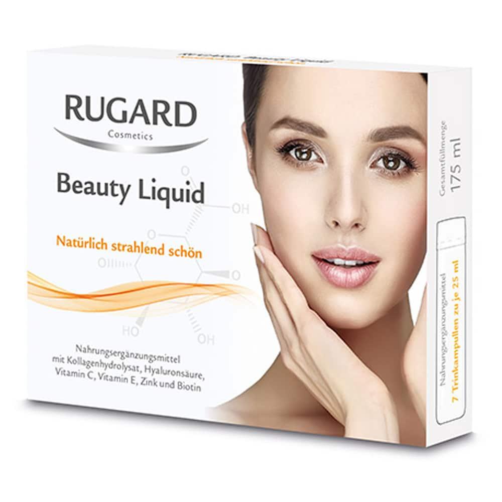 © RUGARD Cosmetics Beauty Liquid Wochenkur aus der Apotheke