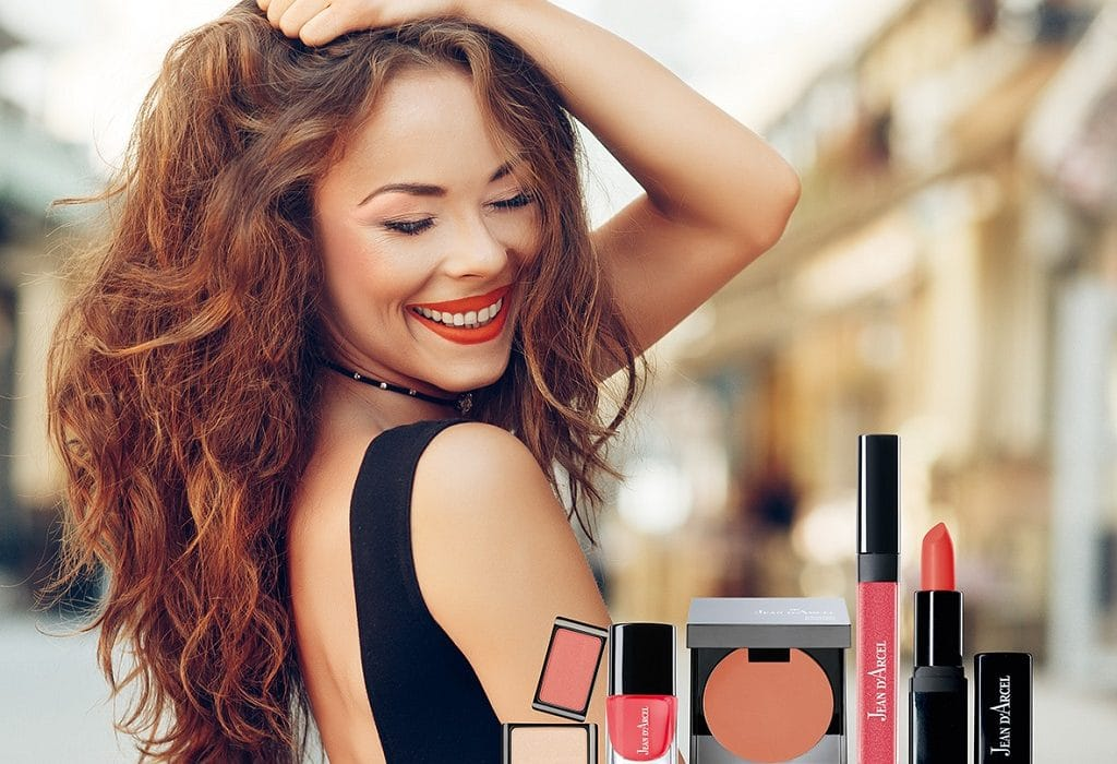 Die JEAN D'ARCEL Make-up-Edition SS20 Summer Love Colors