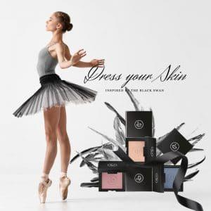 © GERMAINE DE CAPUCCINI Professional Make-up TRUE SHADOW - hochpigmentierter Puderlidschatten mit Mikroperlen
