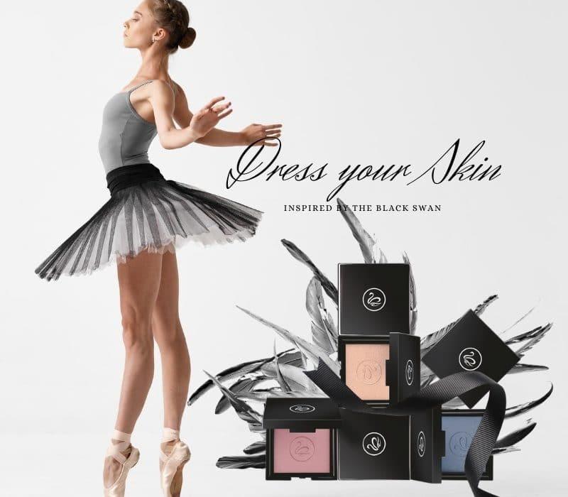 GERMAINE DE CAPUCCINI – Professional Make-up im Zeichen des Schwans