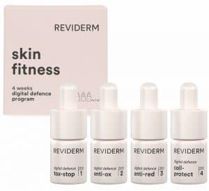 © REVIDERM skin fitness digital defense - intensiver Netzwerkschutz gegen schädigendes Blue Light