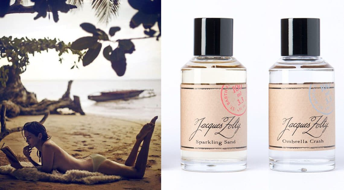 Jacques Zolty Parfums – Der Luxus des Frohsinns