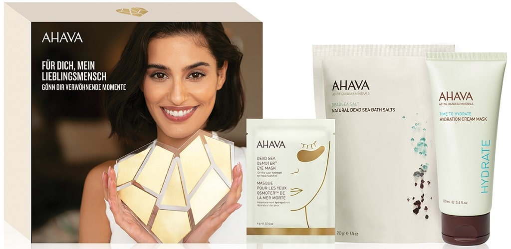 © AHAVA Muttertags-Kit in limitierten Sondergrößen