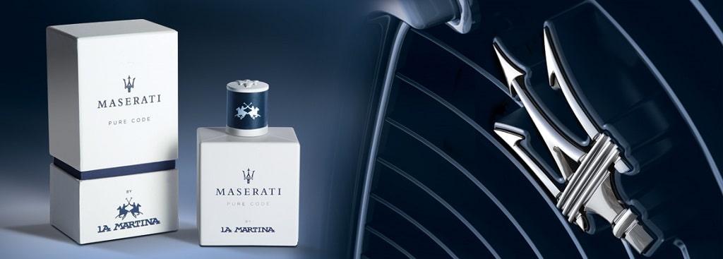 © Maserati PURE CODE Italian Style by LA MARTINA