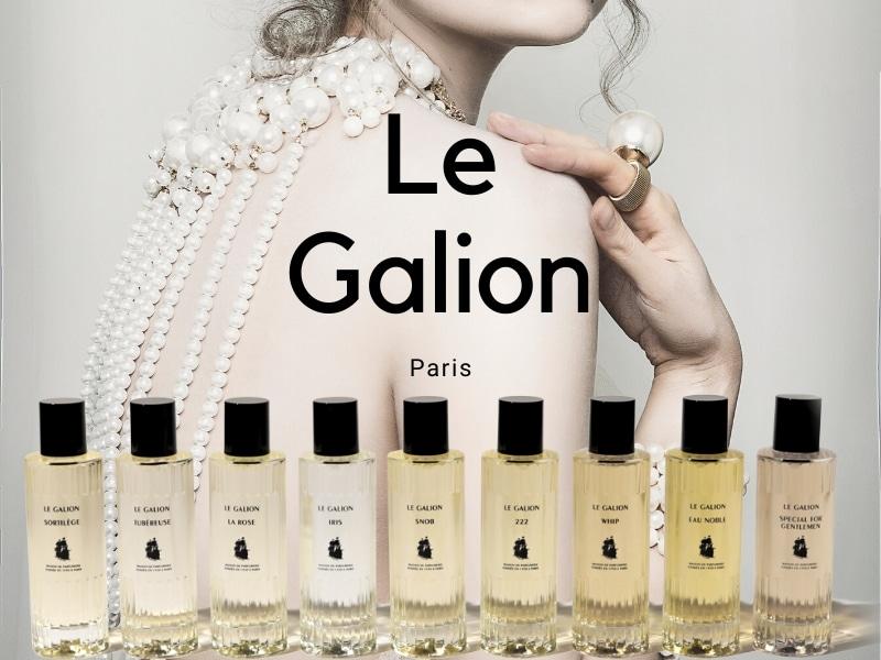 © LE GALION Paris Collection - Wiederauflage einer Art déco-Parfümlegende