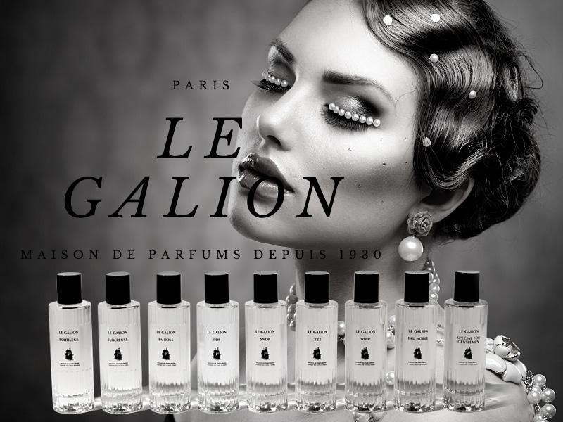 Maison LE GALION Paris – Die Wiedergeburt erlesener Art déco-Olfaktorien