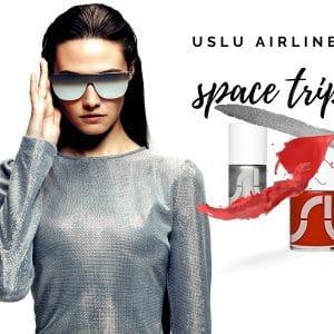 © uslu airlines - on Air zum Space Trip in die fünfte Dimension