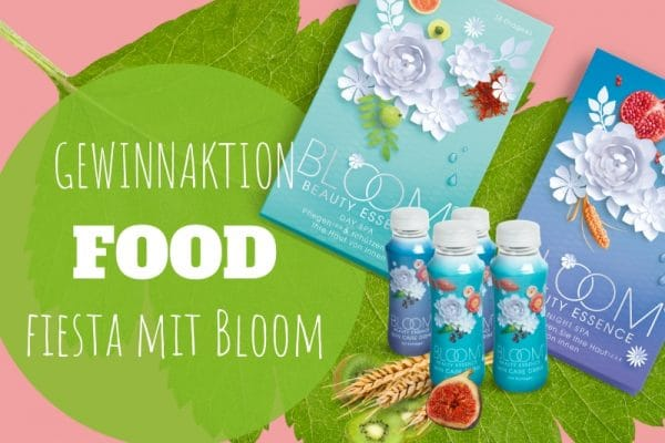 Unsere Magazinverlosung mit BLOOM Beauty Essence