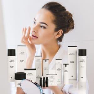© CHRIS FARRELL Cosmetics - dermatologische Erfahrungskosmetik, die am Ursprung wirkt