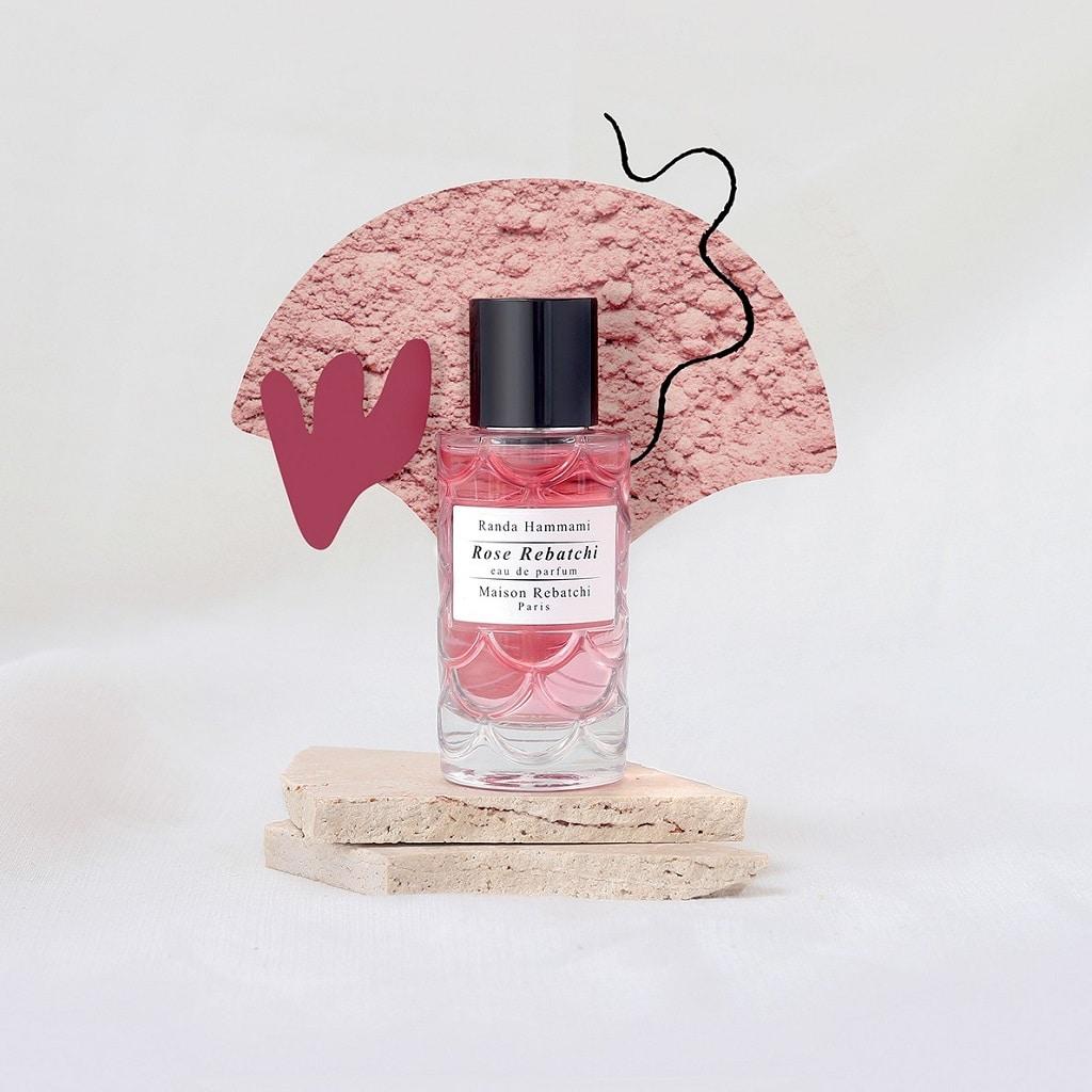 © Maison Rebatchi Paris ROSE REBATCHI mit rosigen Moschus-Noten