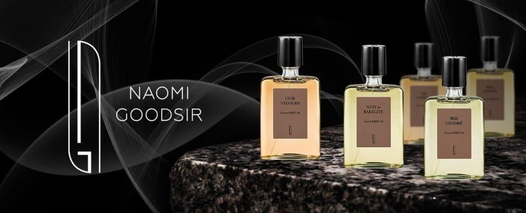 © NAOMI GOODSIR Parfums - olfaktorische Stillleben mit Weihrauch und Tabaknoten