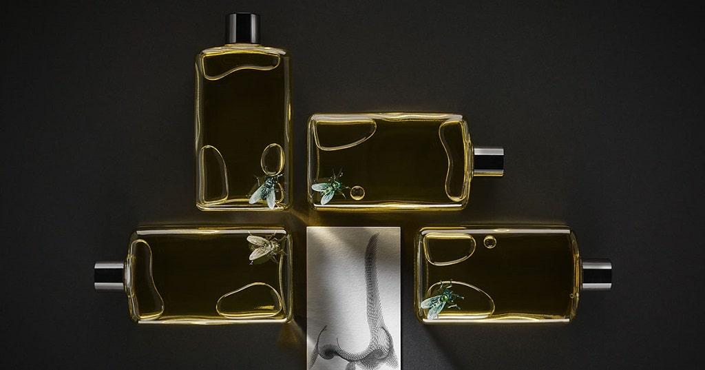 © NAOMI GOODSIR Parfums - Kunstexperimente für die Sinne