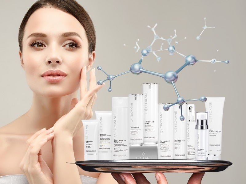 © Laboratories TEOXANE - klinisch reines Med-Beauty-Konzept