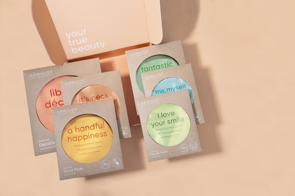 © APRICOT beauty & healthcare Beauty Box für Gesicht und Körper