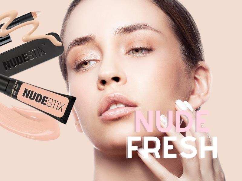 Nude, Glam & Glow mit NUDESTIX