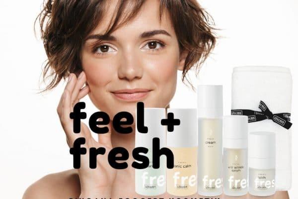 © RINGANA FRESH - Ecocert-Kosmetik für Gesicht und Körper mit bioaktiver Frische-Garantie