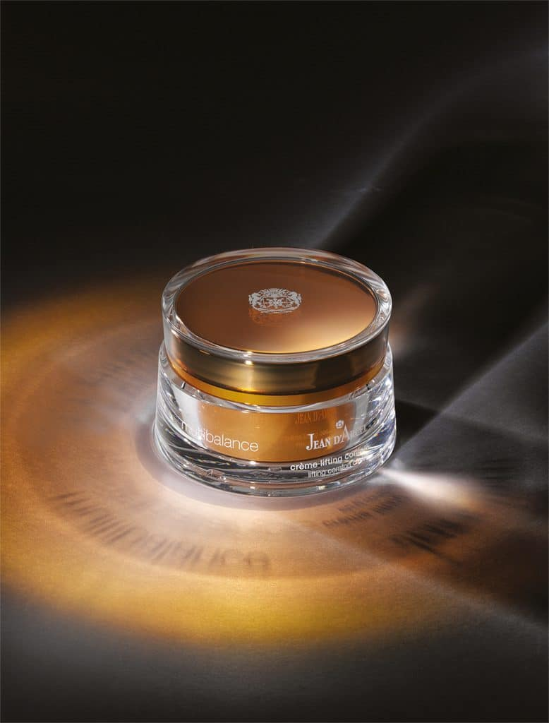 © JEAN D'ARCEL Jubiläumsedition multibalance creme lifting confort