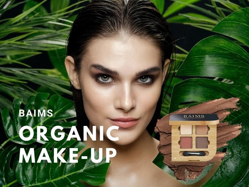 BAIMS Organic Make-up – Edle Bambus-Tools für exotische Frische-Looks