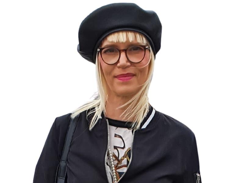 Beauty-Talk Editor Claudia Rakow