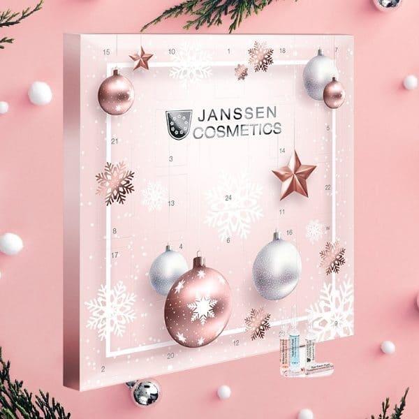 © JANSSEN COSMETICS Ampullen-Adventskalender 2020
