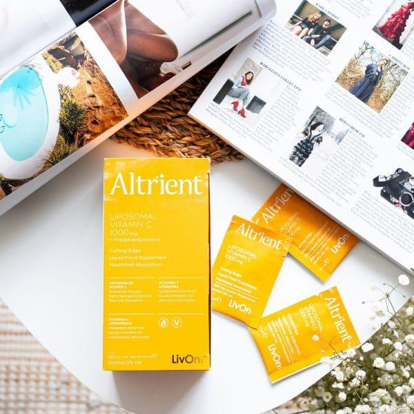 © Altrient C - Liposomales Vitamin C-Supplement
