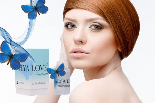 © DR. MASSING Cosmetics Hyalove - Power-Lifting mit 6-fach aktivem Hyaluron und Pflanzenpeptiden