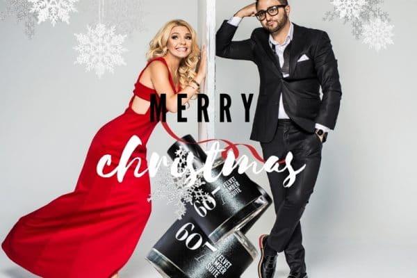 © EVORA EQUALITY Limited Edition 607 Velvet Amber Suite White Christmas