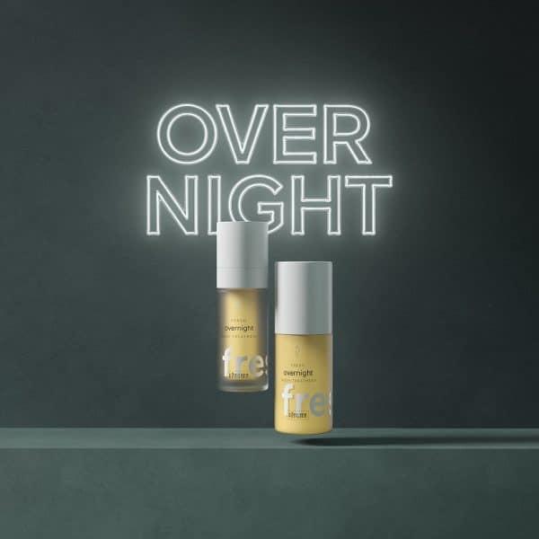 © RINGANA Fresh Overnight Face & Body Treatment